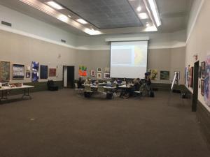 Santa Barbara Library Workshop
