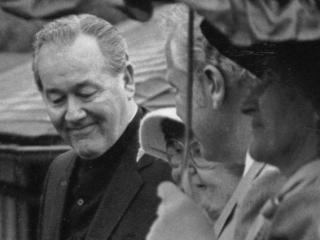 Meeting Queen Elizabeth II in Sierra Madre by William White