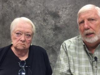 Margaret Burns & Neal Van Alfen