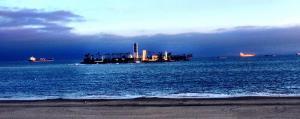 View off Santa Barbara